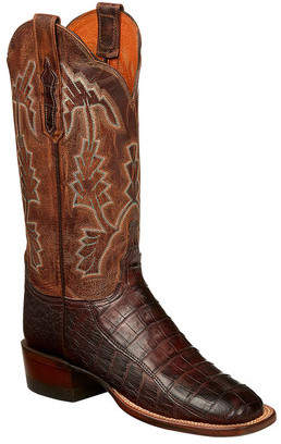 Women's Lucchese Bootmaker Cl7897. W8 Toe Cowgirl Boot