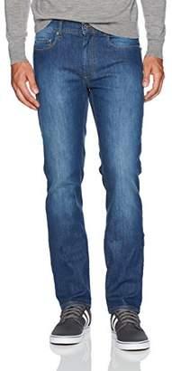 Bugatchi Men's Cotton Five Pocket Jeans