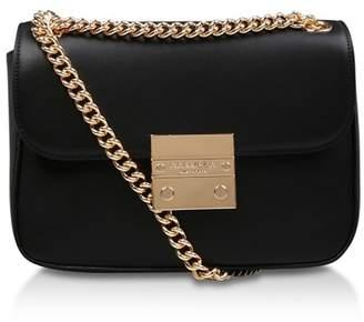 Carvela Black 'Grappa' Cross Body Bag
