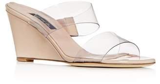 Sarah Jessica Parker Women's Fleur Wedge Sandals - 100% Exclusive