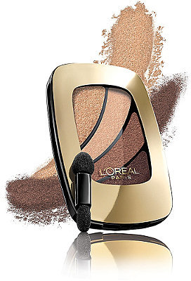 L'Oreal Color Riche Eyeshadow Quads