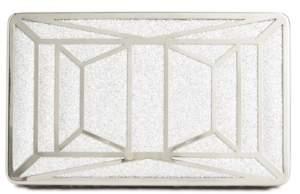 INC International Concepts I.n.c. Ayda Sparkle Box Clutch, Created for Macy's
