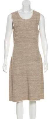 Wolford Metallic Midi Dress