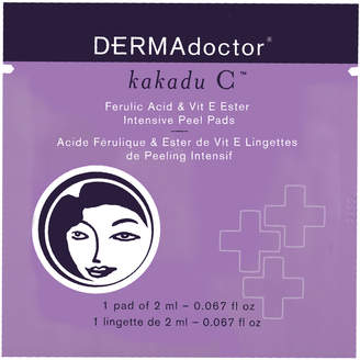 Dermadoctor Kakadu C Ferulic Acid & Vitamin E Ester Intensive Peel Pads