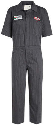 R 13 Mechanic Cotton Jumpsuit