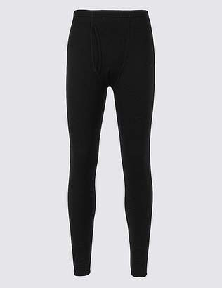 Marks and Spencer Wool Blend Thermal Long Johns