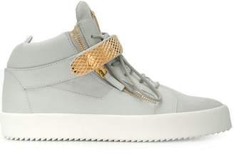Giuseppe Zanotti Design Archer high top sneakers