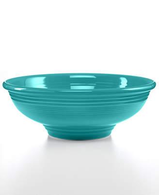 Fiesta Turquoise Pedestal Bowl