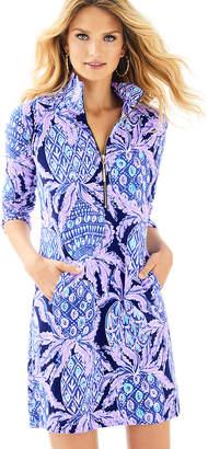 Lilly Pulitzer UPF 50+ Skipper Printed Popover Dress