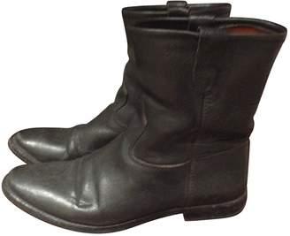 Etoile Isabel Marant Leather Boots