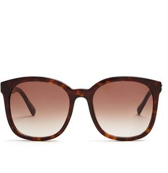 Stella McCartney Falabella square-frame acetate sunglasses