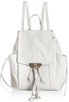 Kooba Margot Leather Backpack $378 thestylecure.com