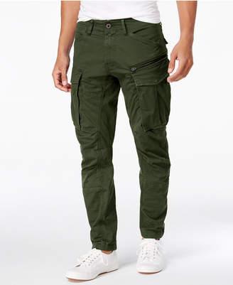 G Star Men Rovic 3D Slim-Fit Tapered Cargo Pants