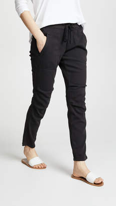 James Perse Soft Drape Utility Pants