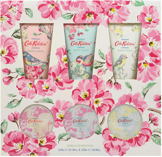 Cath Kidston Blossom Birds Hand and Lip Selection