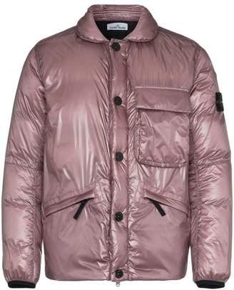 Stone Island pertex quantum padded jacket