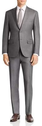 Canali Siena Sharkskin Regular Fit Suit
