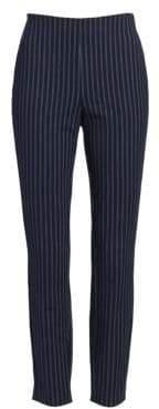 Rag & Bone Simone Pinstripe Ankle Pants