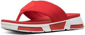 FitFlop Sporty Logo Toe-Thongs