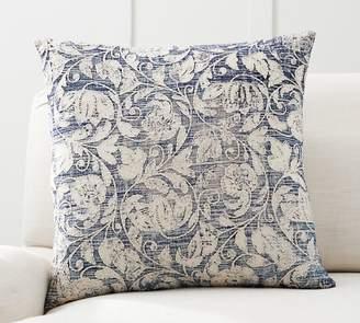 Pottery Barn Minna Pillow Cover