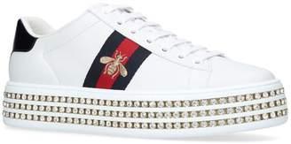 Gucci Ace Platform Sneakers