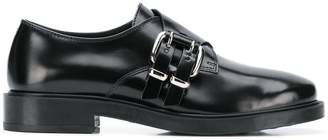 Tod's monk strap shoes
