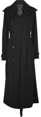 Acne Studios Lucie Satin-Twill Trench Coat