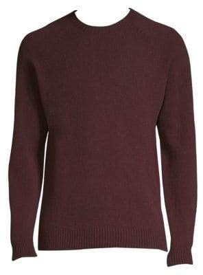 Sunspel Wool Crewneck Sweater