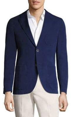 COLLECTION Stretch Garment-Dyed Blazer