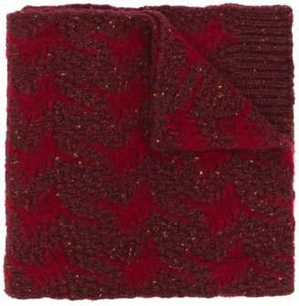 Antonia Zander Ruby scarf