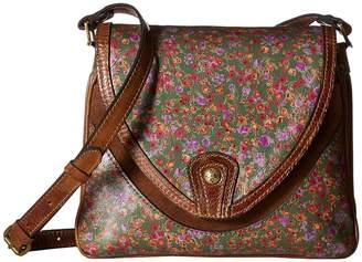 Patricia Nash Alimena Flap Crossbody Cross Body Handbags