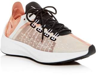 Nike Women's Future Fast Racer Lace-Up Sneakers