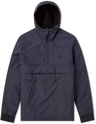 Fred Perry Authentic Half Zip Hooded Brentham Jacket