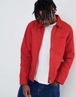Weekday Core Zip Jacket