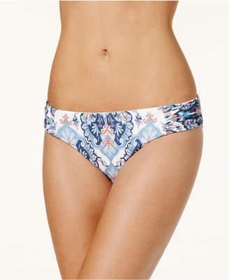Becca Naples Reversible Hipster Bikini Bottoms Women's Swimsuit