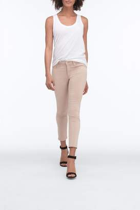 AG Jeans Prima Crop Sesame Pant