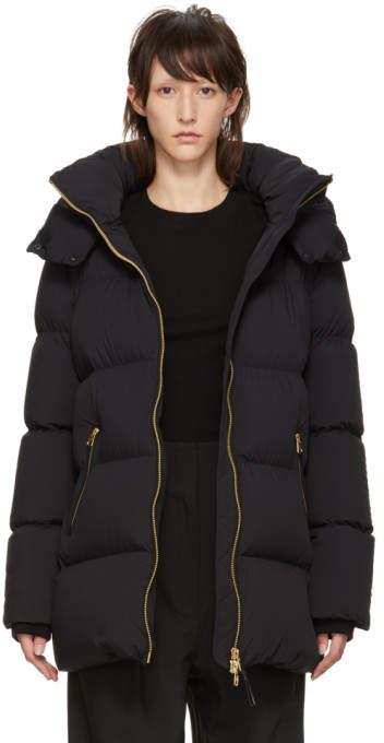 SSENSE Exclusive Black Down Aiko Jacket