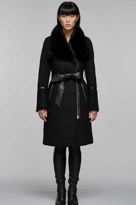 Mackage Nerea Wool Coat