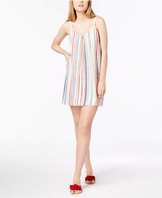 1 STATE 1.state Multicolor Striped Woven Shift Dress