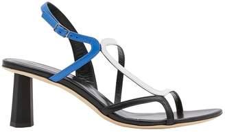 BY FAR Brigette high-heeled sandals