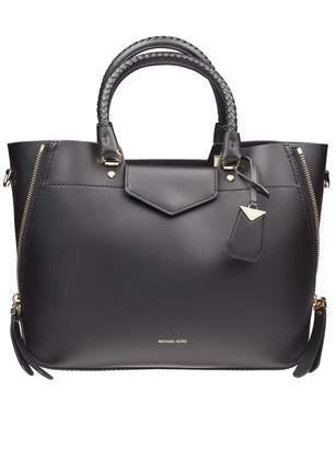df3ef93c1432 Michael Kors Black Open Top Handbags - ShopStyle
