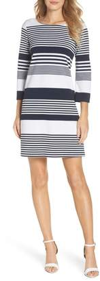 Lilly Pulitzer R) Bay Stripe Dress