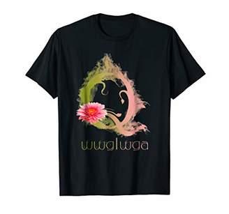 QAnon Daisy Flower Q WWG1WGA T-Shirt Women Gift