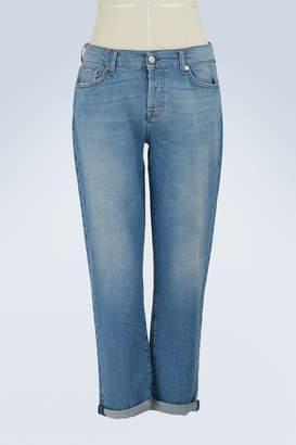 ÃCLIPSE BLUE Josefina boyfriend jeans