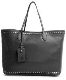 Steve Madden Classic Studded Tote