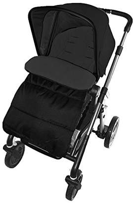 Maxi-Cosi Footmuff/Cosy Toes Compatible with Loola Stroller Pushchair Black Jack