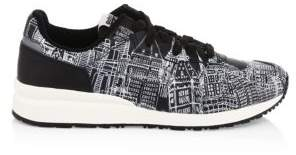 Onitsuka Tiger by Asics Tiger Ally Graphic Sneakers