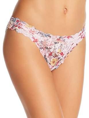 Hanky Panky Floral Brazilian Bikini