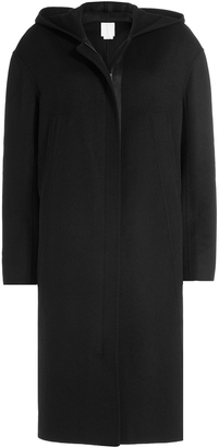 DKNY Hooded Coat $809 thestylecure.com