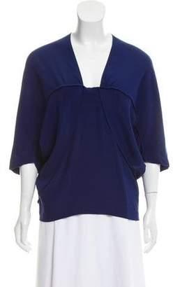 Zero Maria Cornejo Silk Tunic Top
